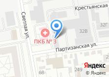 Компания «СпецПромГигиена» на карте
