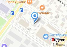 Компания «СМА» на карте