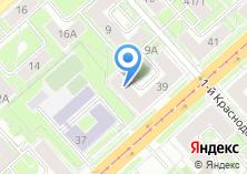 Компания «Рептилии Сибири плюс» на карте