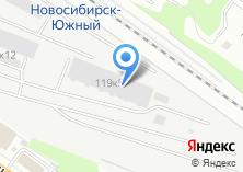 Компания «Агентство перевозок» на карте