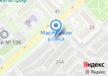 Компания «Идемитсу» на карте