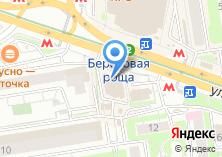 Компания «Мобильные технологии» на карте