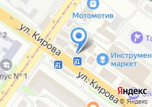Компания «Еврофлора» на карте