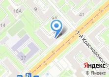 Компания «Бенефитпроект» на карте