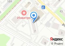 Компания «ЧЕРЁМУШКИ» на карте