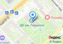 Компания «СДЮШОР по гимнастике» на карте