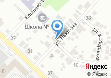 Компания «Баня-Сауна» на карте