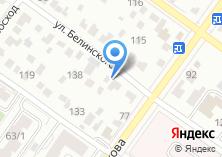 Компания «ЗАПСибВторресурс» на карте