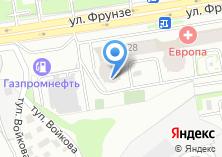 Компания «Строящийся жилой дом по ул. Фрунзе» на карте