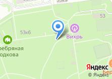 Компания «Роща» на карте
