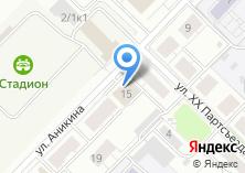 Компания «САДКО СИБИРЬ» на карте