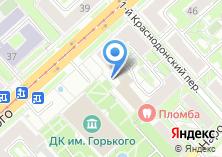 Компания «Сибирская Орхидея» на карте