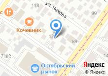 Компания «Адвокатский кабинет Минаков С.А» на карте