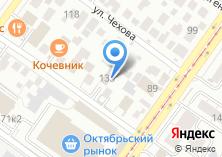 Компания «СибГаз» на карте