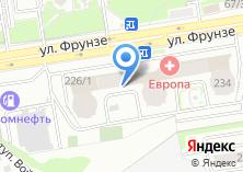 Компания «ИНТЕЛСТРОЙ» на карте