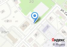 Компания «Автостоянка на ул. Аникина» на карте