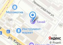 Компания «FishBAZAR.ru» на карте