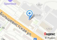 Компания «Центр по удалению вмятин без покраски» на карте