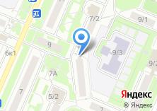 Компания «HelpUser» на карте