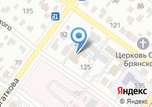 Компания «БензоЭлектроСервис» на карте