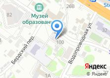Компания «Бахус-ВН» на карте
