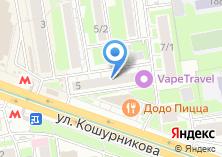 Компания «Анаконда, реклама на автобусных билетах - Рекламная компания» на карте