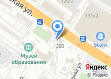 Компания «Автокомплекс по обслуживанию и продаже запчастей Mazda» на карте