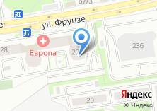 Компания «НЕО» на карте