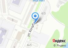 Компания «СУШИ SHOP» на карте