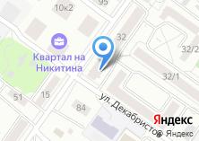Компания «АБК-Новая Сибирь» на карте