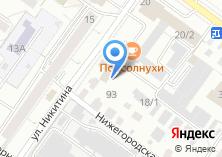 Компания «СибМастерГрупп» на карте