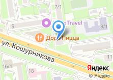 Компания «СЕЙФ-ЦЕНТР» на карте