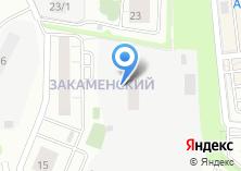 Компания «Каменский» на карте