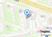 Компания «ЖЭУ №31» на карте