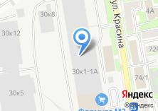 Компания «Формула М2» на карте