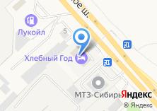 Компания «Авега» на карте
