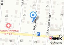 Компания «АвтоМагистр» на карте