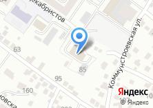 Компания «ПОС» на карте