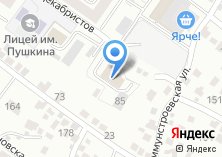 Компания «Сибирская Кормовая Компания» на карте