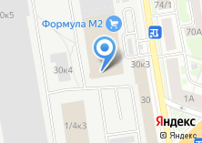 Компания «АСИ» на карте