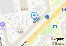Компания «Аскона сеть фирменных салонов» на карте