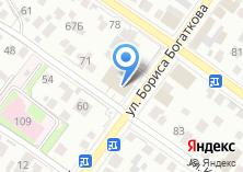 Компания «Гостиничный комплекс на ул. Бориса Богаткова» на карте