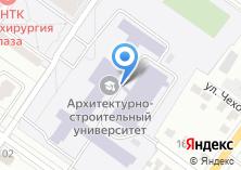 Компания «Центр довузовской подготовки и профориентационной работы» на карте