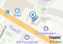 Компания «СибАрт» на карте