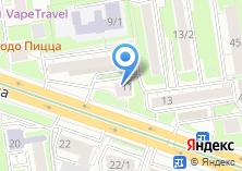 Компания «Хмелькофф» на карте