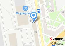 Компания «Центр Мебельной Фурнитуры» на карте