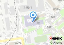 Компания «Сибирский бизнес-центр по поддержке предпринимательства и содействию занятости населения» на карте