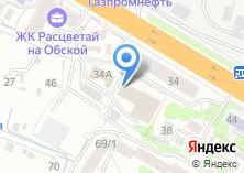 Компания «Технокомсервис» на карте