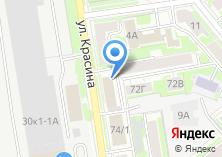Компания «Сибрегион Сервис» на карте