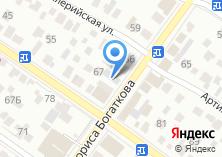 Компания «Красивый ремонт» на карте